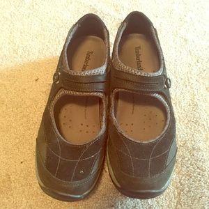 TIMBERLAND Black Sneakers